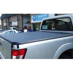 Tonneau cover double cab plain