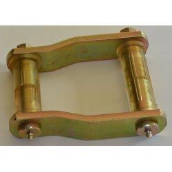 rear suspension shackles