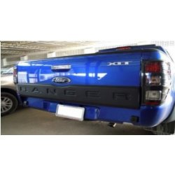 ford ranger T6 tail gate trim