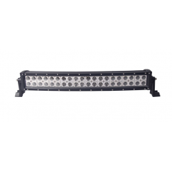 40 Led Curved Double Row Light 120w 22""