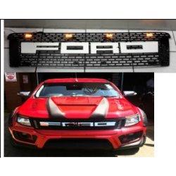 Ford Ranger T6 V1 raptor grill