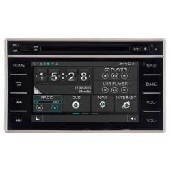 Toyota Hilux 2016 DVD GPS