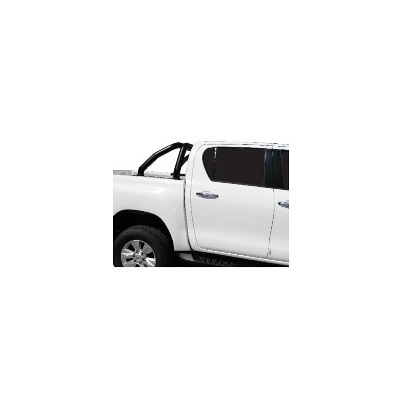 2016 Toyota Tacoma Double Cab Suspension: Toyota Hilux Revo 640 Double & Extended Cab 2016