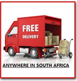 Free Delivery in South Africa!