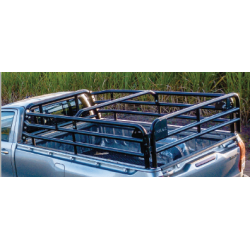 Hilux Single Cab Cattle Rail