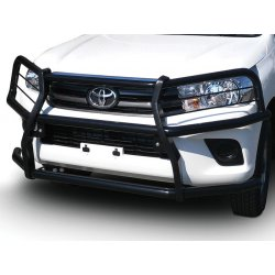 Toyota Hilux GD6 2016+ full face wrap around bull bar