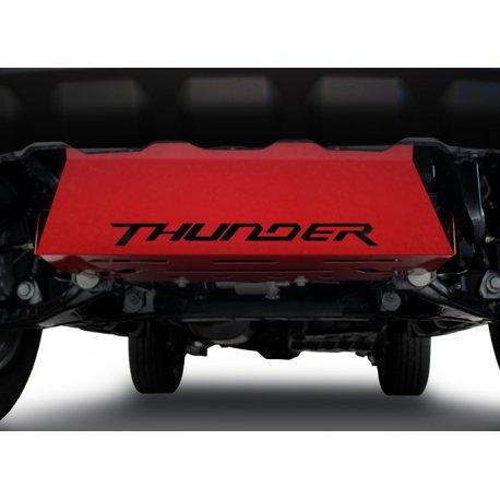 Ford Thunder 2mm Sump Guard