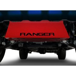 Ford Ranger sump guard 2mm