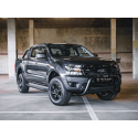 Ford Ranger / Everest Black Sports nudge bar 2016-