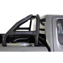 VW Amarok Double Cab Black roll bar