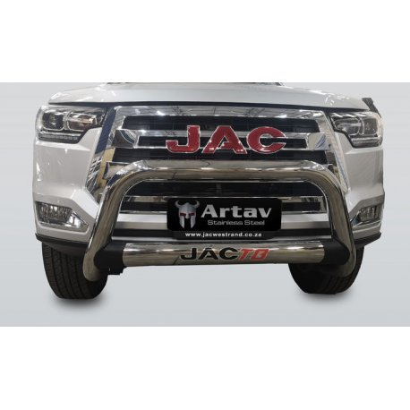 JAC T8 2020+ Stainless Steel Nudge bar