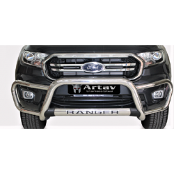 Ford Ranger new face lift  2016 Tri Bumper Protector.