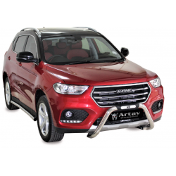 Haval H2 2017+ Nudge Bar Stainless Steel