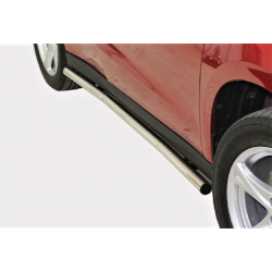 Haval H2 2017+ Side Bars Stainless Steel