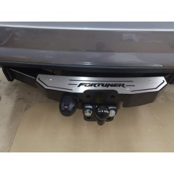 Toyota Fortuner 2016+Tow Bar with Rear Step