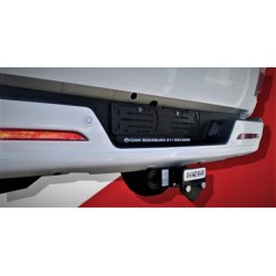 Gwm P-series Towbar under bumper