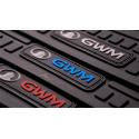 GWM PSERIES D/C RUBBER MATS