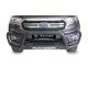 Ford Ranger face lift 2016+ Tri Bumper Protector black