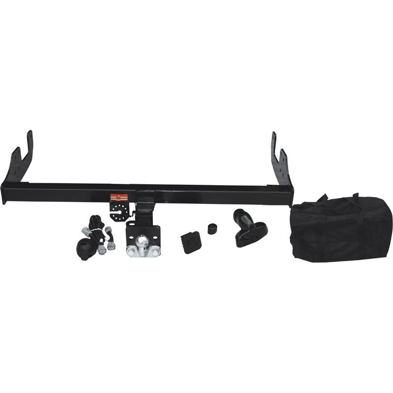 Hilux std towbar with oe bumper fixed head - Auto ...