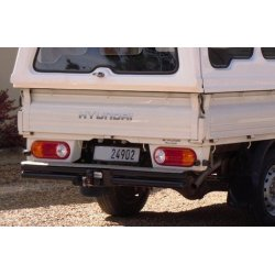 Towbar double tube step 1997-2013