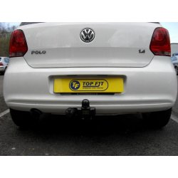 Towbar std under bumper