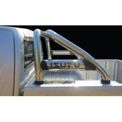 Isuzu Roll bar stainless isuzu 2013