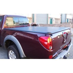 Tonneau cover extended/super cab plain