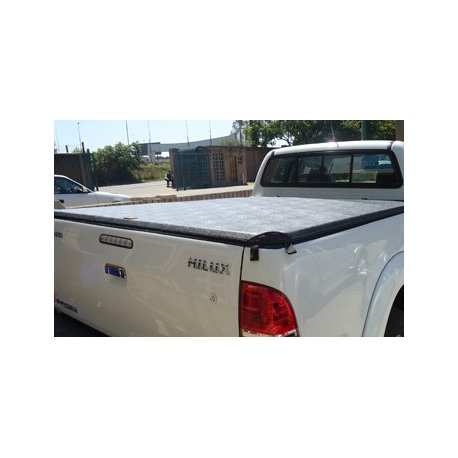 Tonneau cover single cab plain/ with rollbar