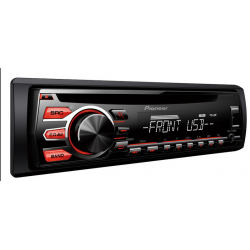 Pioneer car radaio cd usb mp3 aux