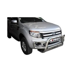 Ford Ranger T6 low bumper wrap around s/steel
