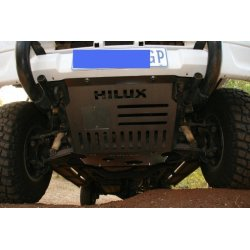hilux bash plate
