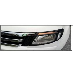 ford ranger T6 head light covers