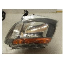 ford ranger T6 headlamp black