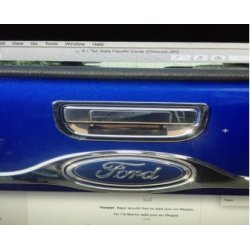 ford ranger T6 tailgate handle inner-outer