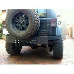 Jeep wrangler JK rear bumper