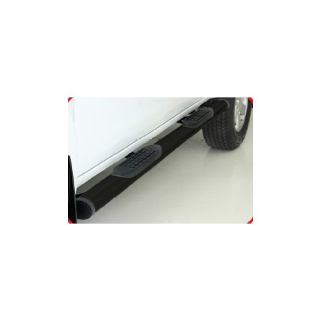 Ford Ranger T6 mild steel double cab side steps