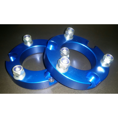 Front suspension spacer kit