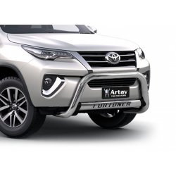 Toyota Fortuner 2016+ Nudge Bar