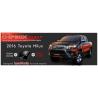 Toyota hilux / Fortuner Chipbox 2016 2.8 & 2.4