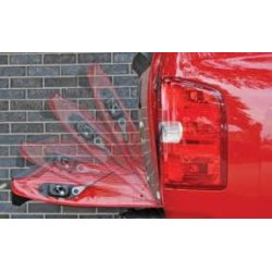 Ford ranger tail gate assist
