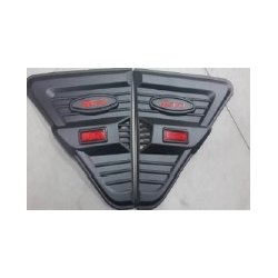 OUTLET COVER FOR TOYOTA HILUX REVO 2016+