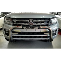 VW Amarok Face Lift 2017 + Nudge Bar