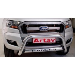 Ford Ranger T6 Facelift 2016+ Combo Special roll bar and nudge bar
