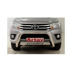 Toyota Hilux 2016+ Double Cab & Extended Cab - Combo Special nudge bar and roll bar
