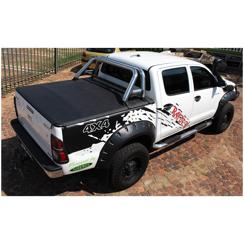 2016 Toyota Tacoma Double Cab Suspension: Toyota Hilux 2016+ Double Cab & Extended Cab