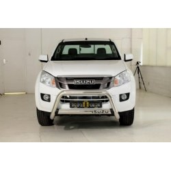 ISUZU 2016 STAILESS STEEL NUDGE BAR AND ROLL BAR COMBO SPECIAL