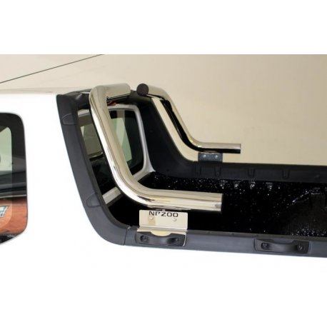Nissan NP200 2010+Styling Bar Stainless Steel - 2 Piece