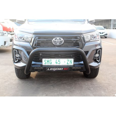 Toyota Hilux Revo & Facelift 2016+ Nudge Bar