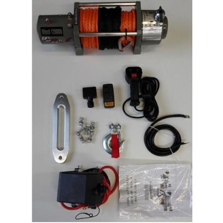 SC12000TW Electric winch