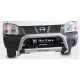 Nissan NP300 2012+ Nudge Bar - Stainless Steel